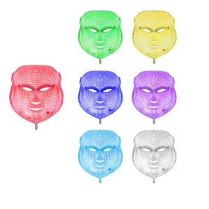 ماسک ال ای دی صورت و گردن ۷ رنگ هایکو ۲۰۲۱