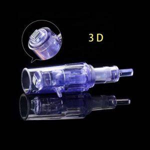 کارتریج و سرنگ مخصوص دستگاه مزوگان مینی الکتریک Kartridge & Syringe