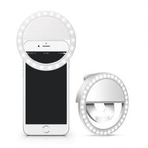 رینگ لایت دستی موبایل مخصوص سلفی Selfie Ring Light