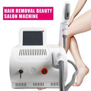 دستگاه لیزر ریمور موهای زائد اس اچ ار ایلایت برند سایان Super Hair Removal SHR